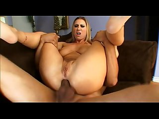 Sexy cougar Devon lee has anal sex with big cock www porntube online