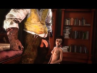 Bioshock elisabeth fucks mr rabbit