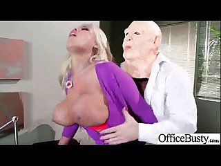Sex In Office With Big Melon Juggs Nasty Girl (bridgette b) movie-06