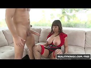 RealityKings - Round and Brown - (Aryana Adin, Voodoo) - Bustin Out