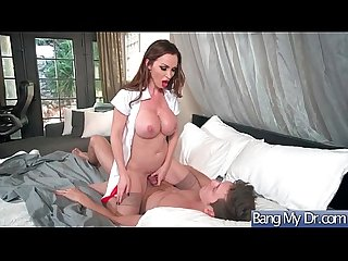 Hard style sex adventures with doctor and hot patient nikki benz video 22