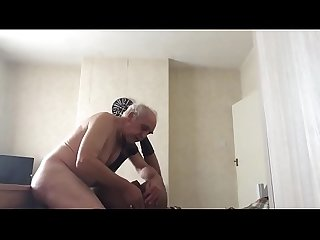 sugar daddy fucks young boy for very little money
