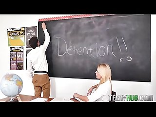 India Summer in Dicked Down In Detention