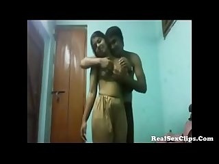 Indian college couple