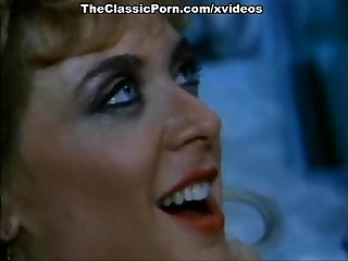 Amber lynn comma nina hartley comma buck adams in classic fuck scene