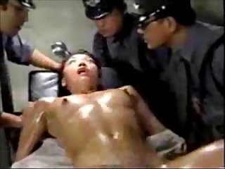 Japanese grotesque electrified pussy Final