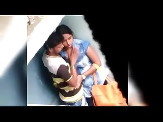 Indian couple romance with rain vert vert romantic video 2018