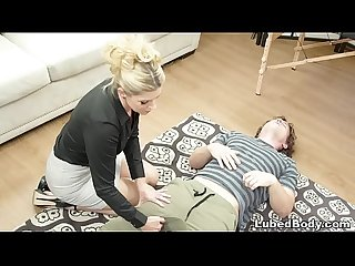Milf therapy always helps india summer and robby echo