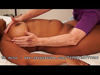 BBBW Chrystal Gets A RubDown