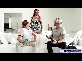 Mature Lady (richelle ryan) With Big Juggs Enjoy Intercorse movie-23