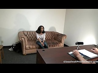 American marine and tiny asian casting couch glassdeskproductions