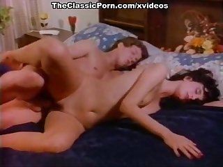 Misty Regan, Rhonda Jo Petty, Jesse Adams in vintage fuck movie