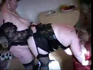 2 fat mature housewives having fun