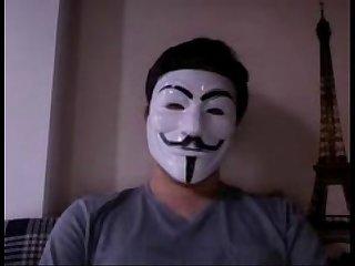 Mascarado punheteiro