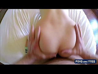 Blonde and horny bree mitchells gets fucked in 3d audio by bf