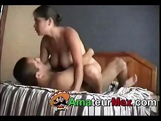 Mexican Horny Couple Fucking Very Hard !! by amateurmex.com