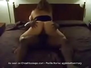 Mexican mom with big ass grinds and creams on bbc