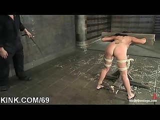 Super cute and enthusiastic Girl fucked and punished