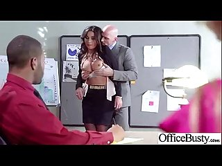 Hard sex in office with big round boobs sluty girl stephani moretti video 30