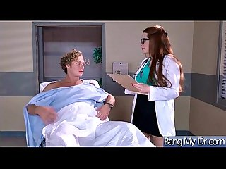 Sex adventures between doctor and horny patient veronica vain vid 30