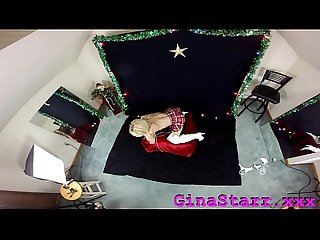 Gina starr money talks x mas slut