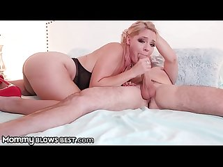 MommyBlowsBest Lisey Loves Sucking Stepson the Most