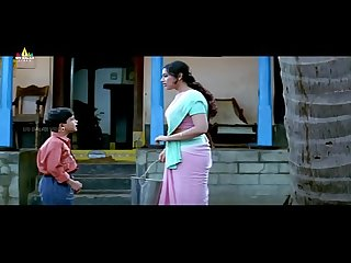 Meena Scenes Back to Back - Telugu Movie Scenes - Sri Balaji Video