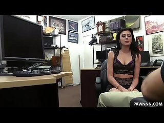 Kallie joe fucked at the pawn shop Xxx pawn
