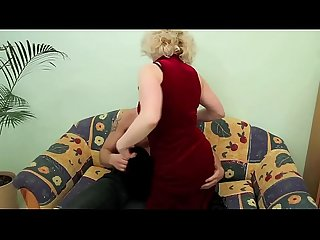 Old blonde milf fucks young dude excl excl