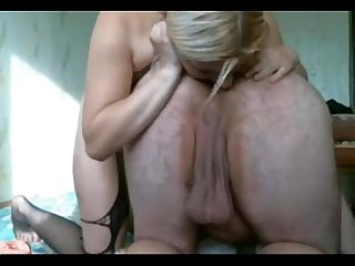 Horny chubby bbw gagging on dick and rimming on cam Xxx nastycamz Net