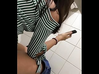 Hidden cam toilet teen piss young