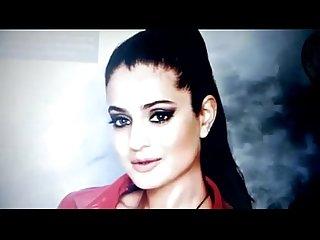 Amisha patel cum tribute 1