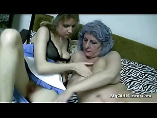 Slut Loves to Go Wild With Grannies