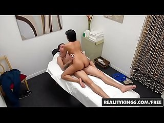 RealityKings - Happy Tugs - (Ember Snow, Dylan Snow) - One Hot Rubdown