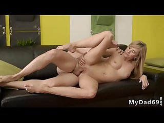 Blonde orgy Hd would you pole dance on my dick