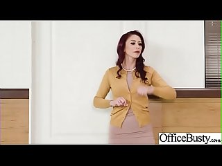 Hot sex in office with big round boobs girl monique alexander video 20