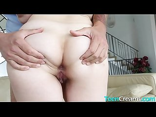 Charming Nickey Huntsman Takes Cum in Her Pussy