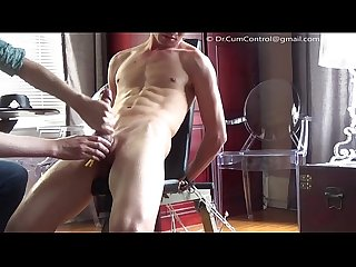 Big cock fit guy gets edged livecamly com