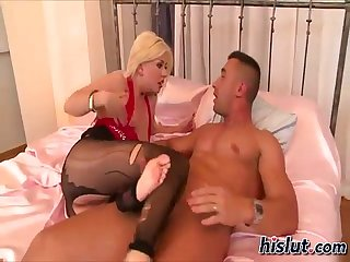 Jessie craves a dick