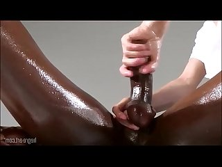 Black cock sperm cum