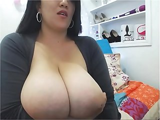 big boobs brunette - LIVE ON www.sexygirlbunny.tk
