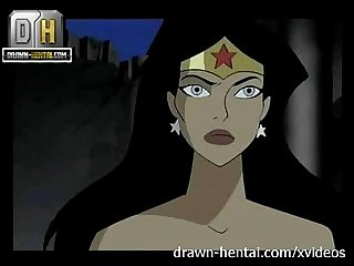 justice league porn Superman for wonder woman