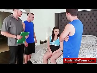 Submissive - A Play Book Punishment with Mandy Muse tube video-01