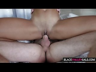 Pure Interracial Bliss With Gal Harley Dean