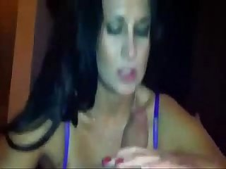 Blowjob from sexy milf