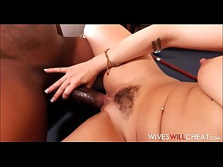 Hot Latina Teen Wife Fucks Husbands Black Friend Cuckold