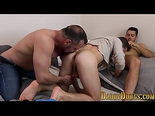 Bear stepdad creampies