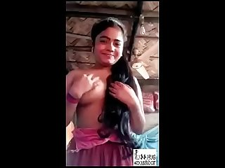 Desi village indian girlfreind showing boobs and pussy for boyfriend