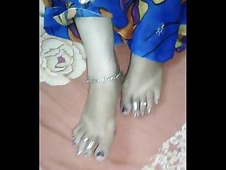 Desi Bhabhi romancing wid hubby
