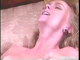 Busty classic porn stars do lesbian sex